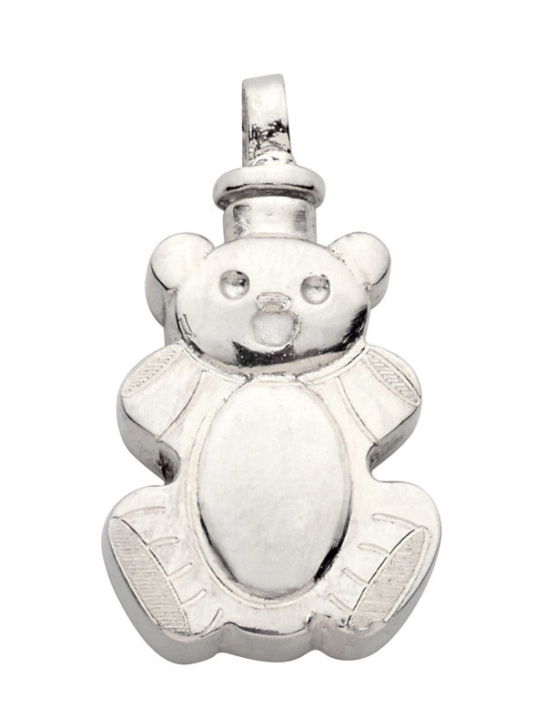 Colgante-cenizas-oso-peluche-plata