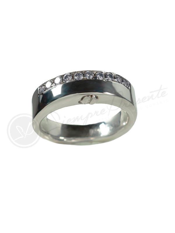 anillo-guardar-cenizas-plata-incrustaciones