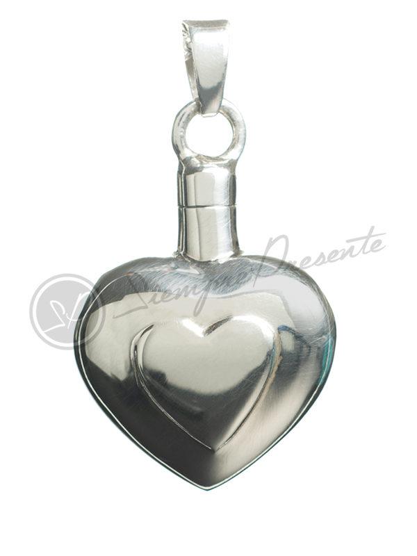 colgante-para-cenizas-corazones-plata