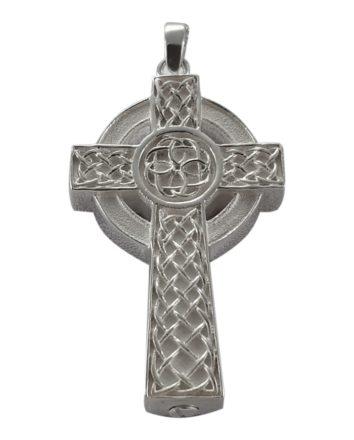 colgante-para-cenizas-cruz-celta-plata