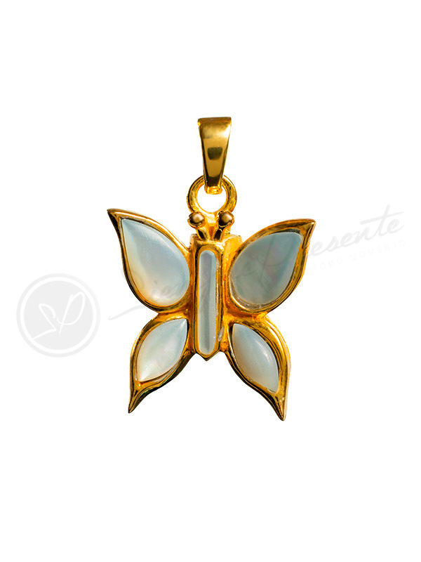 colgante-para-cenizas-mariposa-oro-nacar