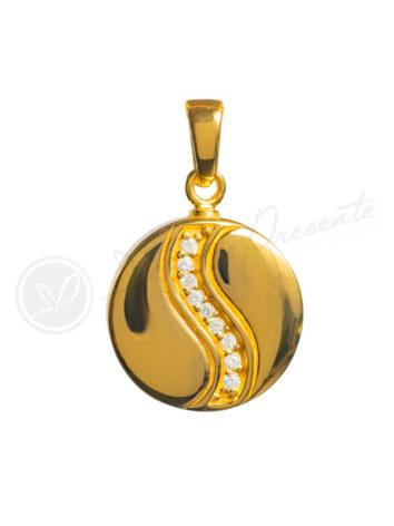 colgante-para-cenizas-oro-incrustaciones-redondo
