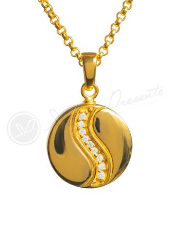 colgante-para-cenizas-oro-incrustaciones-redondo-cadena