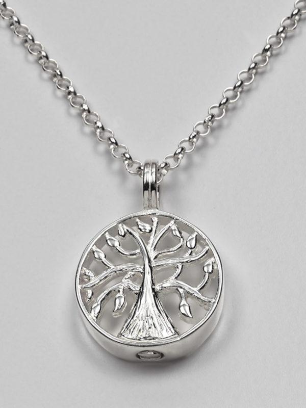 joya-cenizas-plata-arbol-vida-cadena